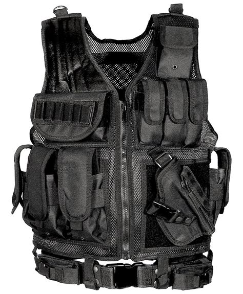 tactical vest for tactical vest enforcement cross draw