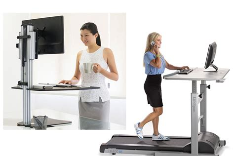 which is better standing desks or treadmill desks