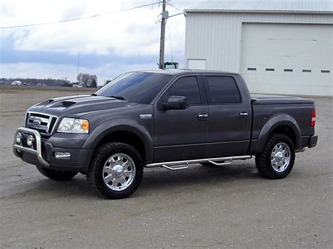 Ford F150 2005 by Shanks12 2005 Ford F150 Supercrew Cabfx4 4d 5 1 2