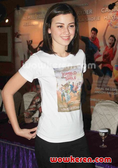 film jomblo barat foto kimberly ryder di jumpa pers film jomblo keep smile