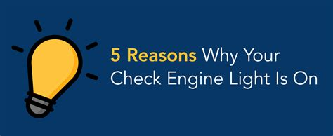 how can you drive with check engine light on top 5 reasons your check engine light is on top driver