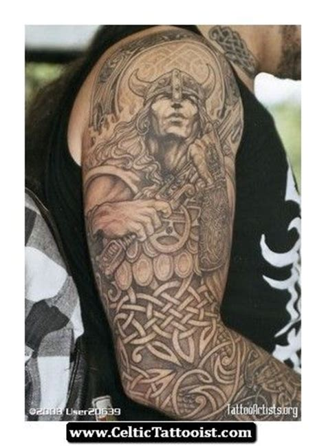 scottish tattoo sleeve google search ink pinterest