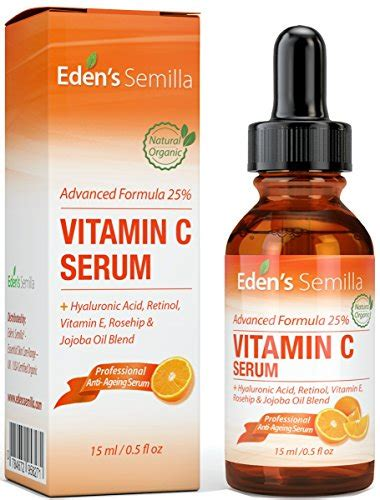 Serum Vitamin C Cdf s semilla 25 vitamin c serum 15ml hyalurons 228 ure 187 hyalurons 228 ure