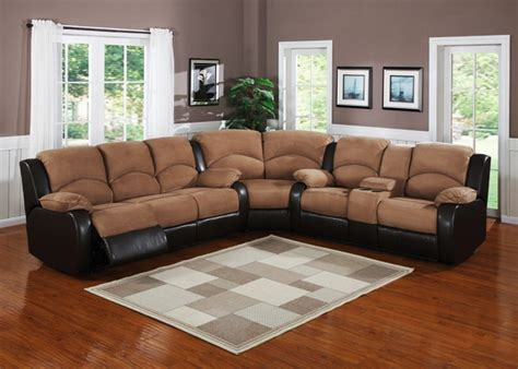beautiful collection of reclining sofas with cup holders