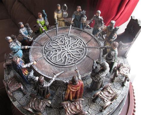 les chevaliers de la table ronde lyrics figurines et miniatures loisirs creatifs n 176 21