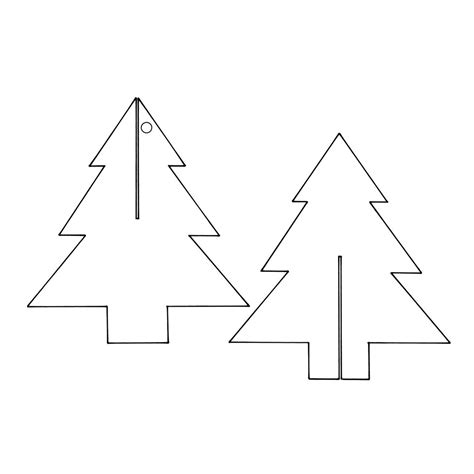 paper christmas tree decorations how to make yours