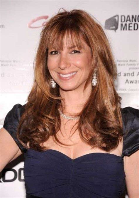over 40 bangs or no bangs hairstylegalleries com jane seymour hair with bangs hairstylegalleries com
