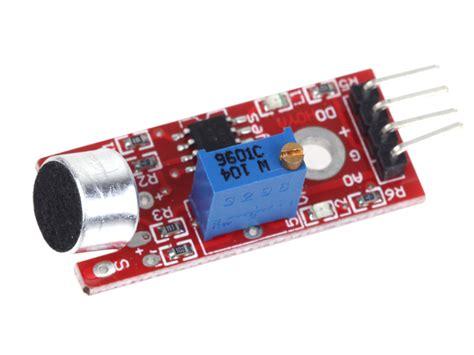Arduino Sound Detection Module 3 pcs keyes microphone sound detection sensor module for official arduino boards