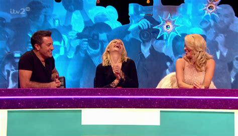 celebrity juice line up strictly come dancing 2017 holly willoughby breaks