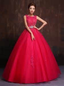 pink modest quinceanera ball gown prom dress home