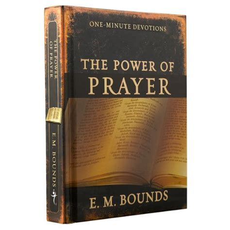 the possibilities of prayer books biography of author e m bounds booking appearances
