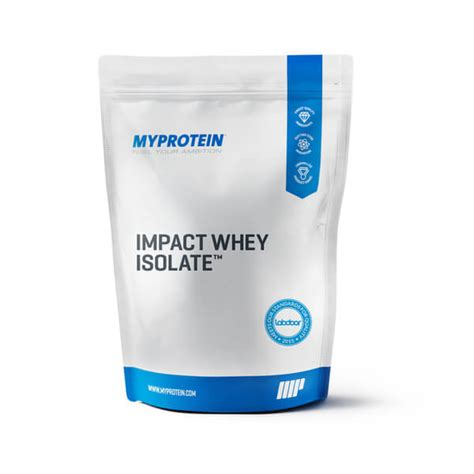 best uk protein myprotein impact whey isolate review best whey isolate uk