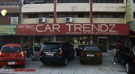 accessories car trendz team bhp
