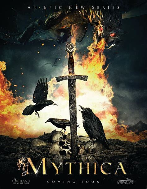 A For Heroes mythica a quest for heroes 2015 filmaffinity