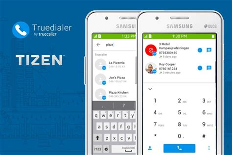 themes for samsung z3 tizen application truecaller and truedialer released for