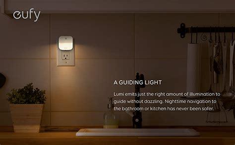 Automatic Night Light Eufy Lumi Plug In Night Light Warm White Led Nightlight