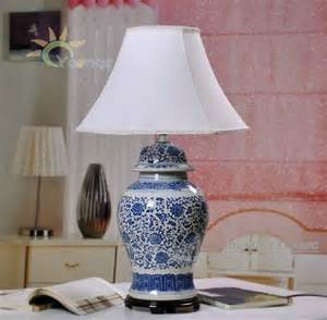 Chinese Floor Vases Traditional Chinese Ceramic Blue And White Porcelain Vase