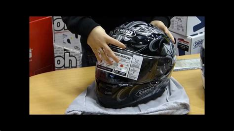 Motorradhelm Occasion by Shoei 1100 Pas Cher