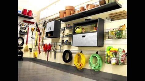 Garage Shop Layout Ideas by 40 Awesome Ideas To Organise Your Garage Youtube