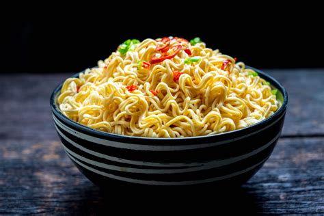 the savory science of instant noodles science food
