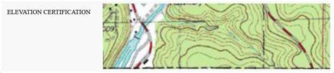 Elevation Certificate Letter Of Map Amendment Splash Image