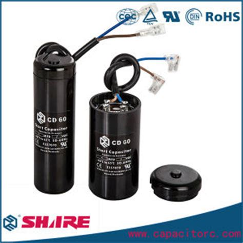 refrigerator run capacitor vs start capacitor china refrigerator motor start capacitor and air conditioner capacitor china capacitor cd60