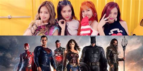 blackpink song on justice league black pink s song revealed to be playing for over a minute