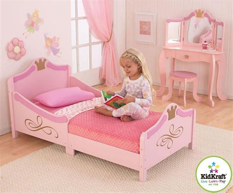 childrens princess bedroom furniture kidkraft princess toddler bed disney princess toddler