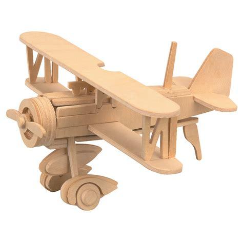 Wood Airplane Plans