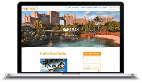 10 best vacation rental websites designed with