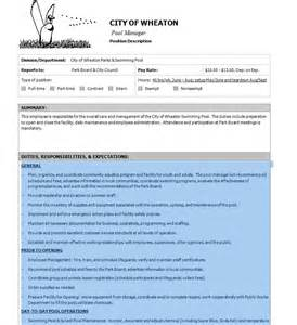 poll template for word swimming pool maintenance contract print in pdf and word
