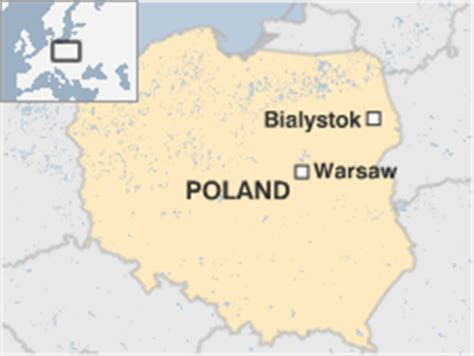 bialystok map news poland convicts for imprisoning and raping