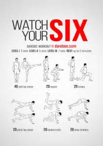Exercises To Do At Your Desk For Abs Watch Your Six Workout