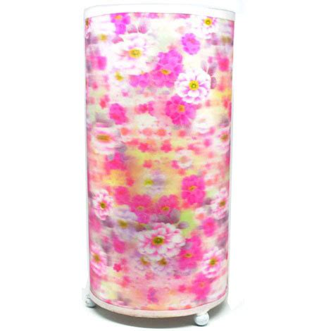 led stainless steel touch table lanterns aa sj010 pink jakartanotebook