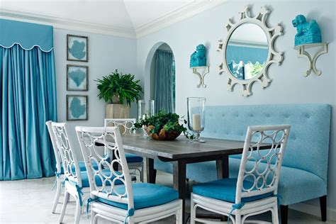 Blue Dining Room Furniture Cococozy Design Idea White Lacquer Dining Chairs