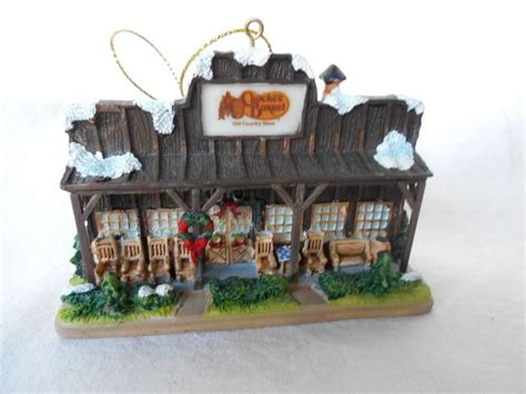 crackr barrel christmas merchandise cracker barrel country ornament 2005 tree support small business