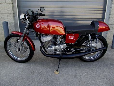 Suzuki T500 Cafe Racer Buy 1972 Suzuki T500 Cafe Racer On 2040 Motos
