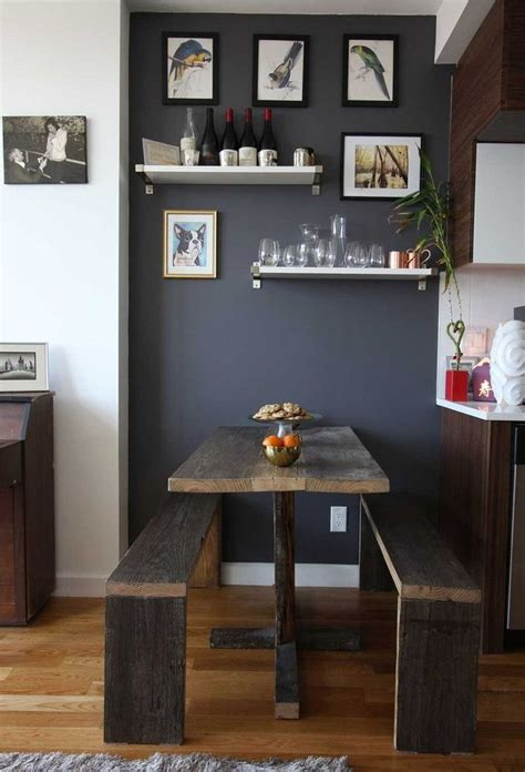 small dining rooms ideas  pinterest small dining room furniture small bench seat