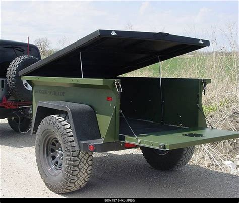 rugged cer trailer rugged n ready backwoods trailer bitchin trailers best suv minis and the o jays