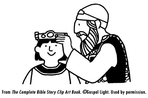 coloring pictures of king joash old testament part 2 divided kingdom joash the boy who