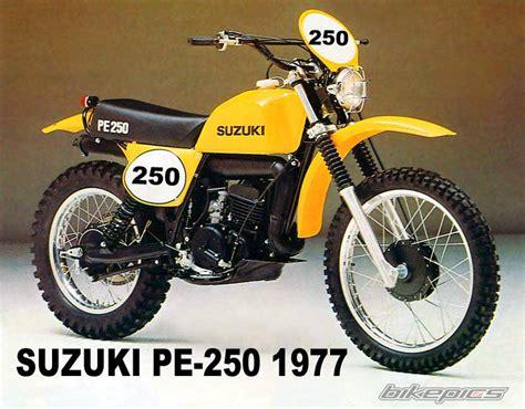 Pe 250 Suzuki Powerdynamo Fr Suzuki Pe 250