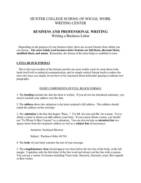business letters closing lines business letter salutations and closings sle 8th grade