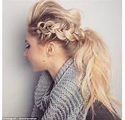 Hairdresser Sarah Potempa Posts Different Style Idea Every