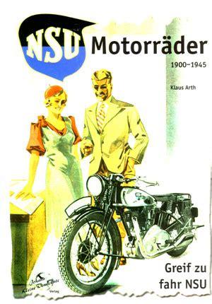 Nsu Motorr Der Geschichte by Literatur
