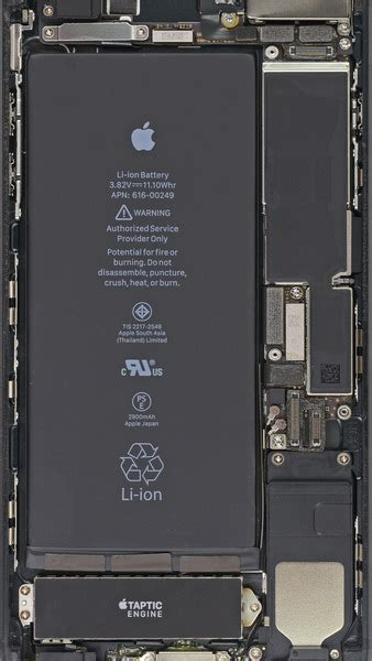 New Baterai Apple Iphone 5se Iphone 5 Se Original turn your phone inside out iphone 7 and 7 plus internals
