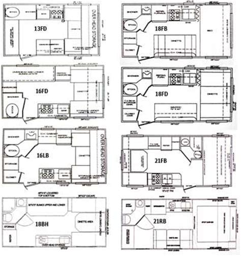small rv floor plans classic cruiser travel trailer floorplans small picture