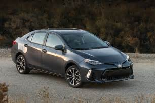 Toyota Corella 2017 Toyota Corolla Reviews And Rating Motor Trend