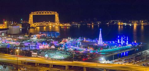 Duluth S Bentleyville Tour Of Lights