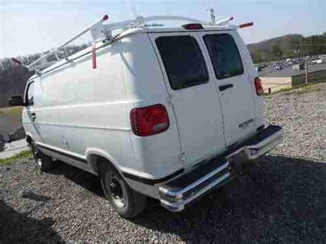 service manual how does cars work 2002 dodge ram van 2500 interior lighting buy used 2002