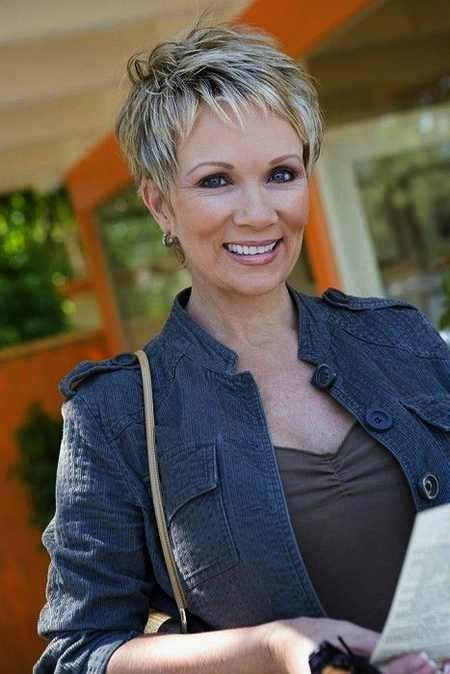 fabulous short hairstyles for women over 50 fabulous short